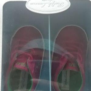 Size 3 Ralph Lauren baby shoes